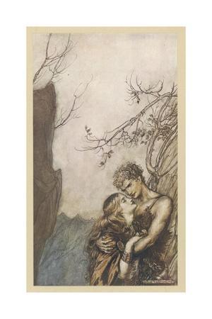 Siegfried, Brunnhilde