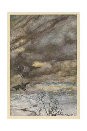 The Ravens of Wotan