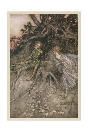 Shakespeare, Puck, Fairy