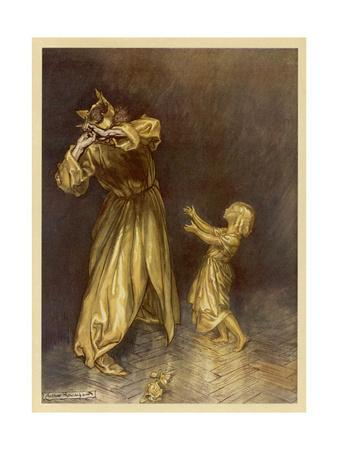 King Midas, Daughter, Gold