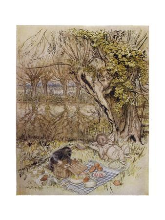 Wind in Willows, Grahame