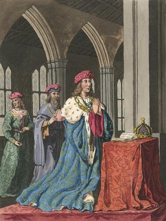 Henry VI at Devotions