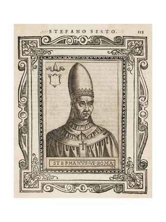Pope Stephanus VI