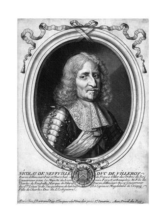 Nicolas Duc Villeroi