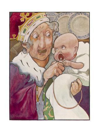 Duchess and Baby