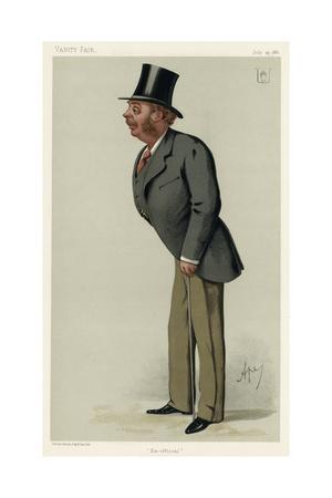 Sir Mw Ridley, VFair 1881