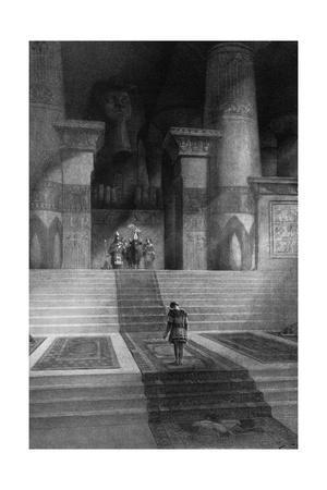 Alexander the Great at Memphis