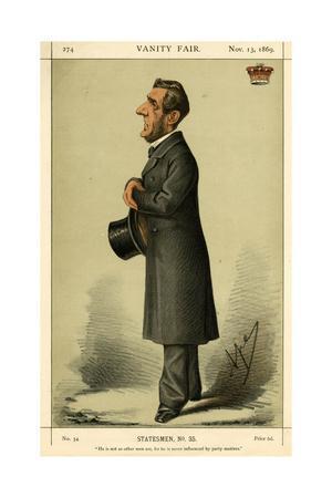 Shaftesbury, 7th, VF 1869