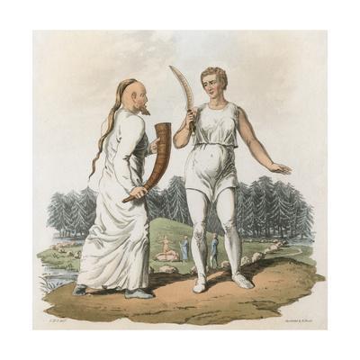 Scandinavian Druids