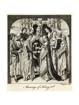 Henry VI Wedding