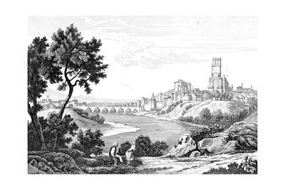 Albi, France - General View