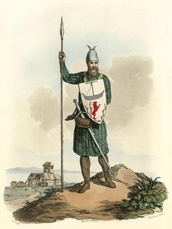 Scots Knight 14th Cent