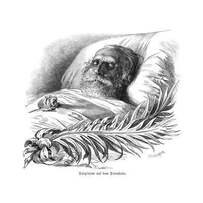 Ivan Turgenev Dead