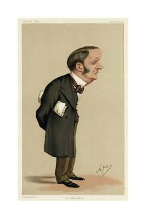 Sir Charles Forster, Vanity Fair