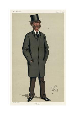Lt-Col Edmund Y.W. Henderson, Vanity Fair