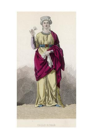 Gallo-Roman Woman
