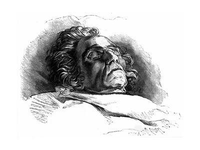 Beethoven (Deathbed)