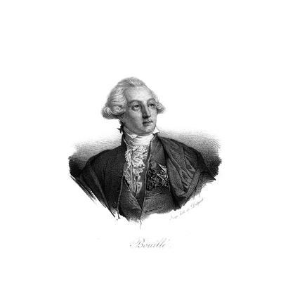 Francois de Bouilly