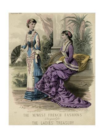 Princess Lind Dress 1880