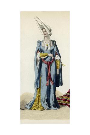 Woman Circa 1490
