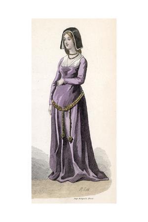 Woman Circa 1460