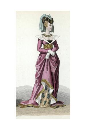 Woman Circa 1430