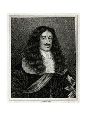 Charles II, Scriven