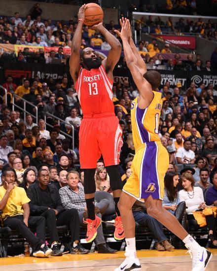 Houston Rockets X Lakers: Houston Rockets V Los Angeles Lakers Photo By Bill Baptist