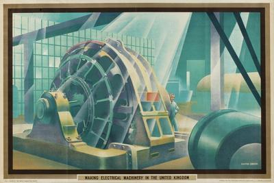 Making Electrical Machinery in the United Kingdom