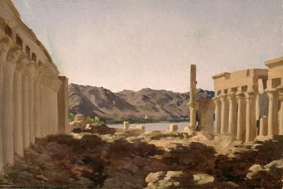 The Temple of Philae, 1868