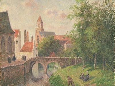 Old Bridge, Bruges