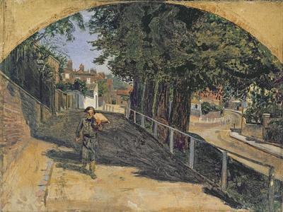 Heath Street, Hampstead, 1852-55