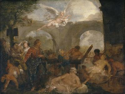 The Pool of Bethesda, 1734-36