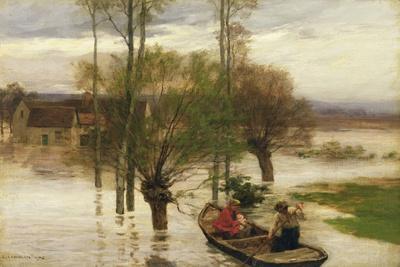 A Flood, 1876