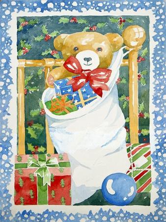 Christmas Stocking, 2011