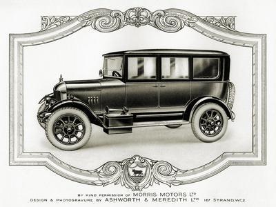 Morris Motors Automobile, from Penrose Annual