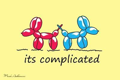 Is Complicated