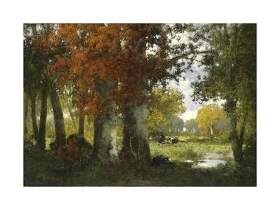 Kaufmann - Working in the Forest