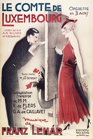 Le Comte De Luxembourg