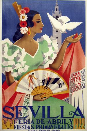 Sevilla 1922
