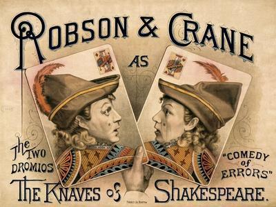 The Knaves of Shakespeare