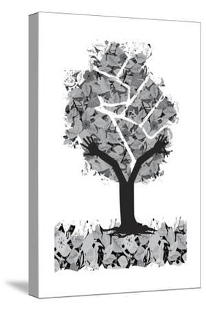 Tree Fist Giclee Print by Teofilo Olivieri at AllPosters.com