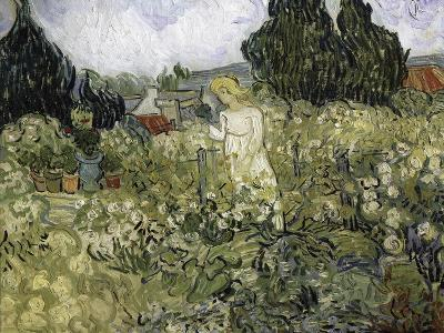 Van Gogh, Marguerite Gachet in the Garden