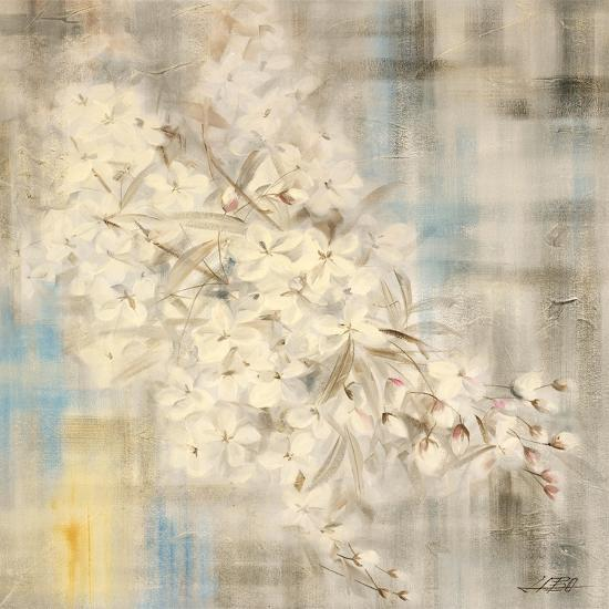 White Cherry Blossom III Giclee Print by li bo at AllPosters.com
