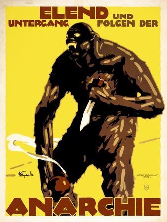 Anarchist Monster