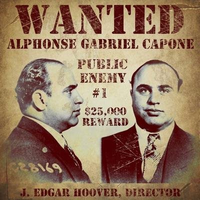 Al Capone Wanted