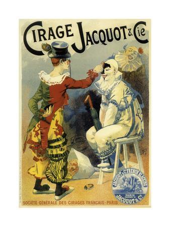 Cirage Jacquot Archival