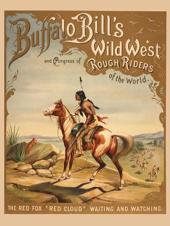 Buffalo Bills Wild West I
