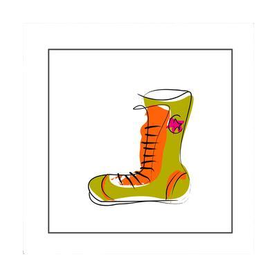 Converse Style Shoe