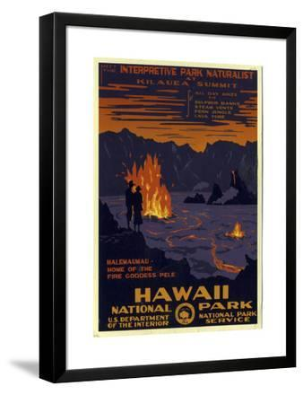 Hawaii National Park Giclee Print At Allposters Com